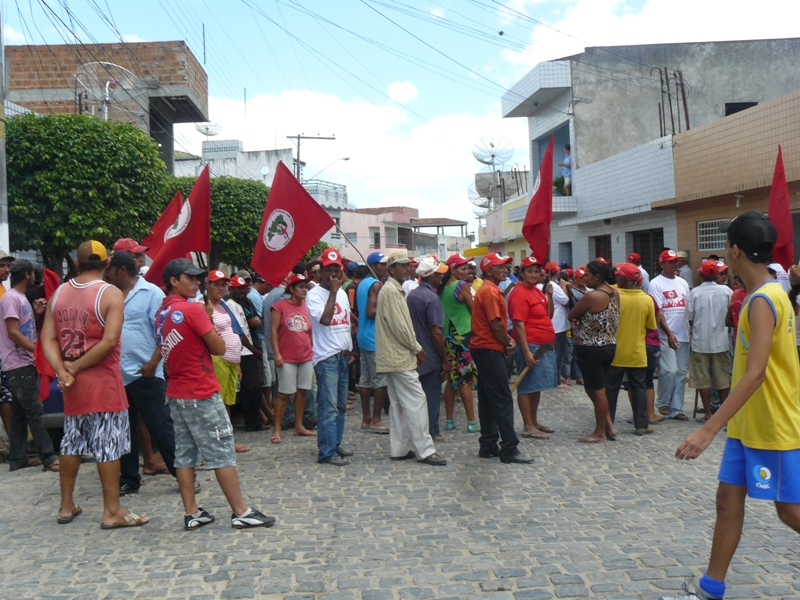 March Against Violence in Pernamuco