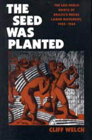 Book Cover - The Seed Was Planted